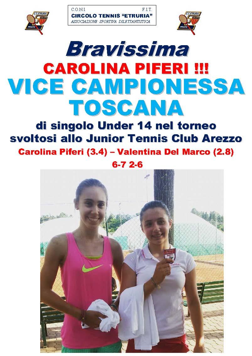 Carolina toscani