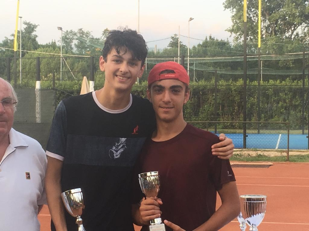 D'Orazi - campionati regionali under 16